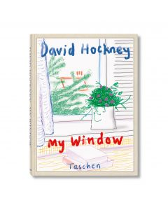 David Hockney. My Window