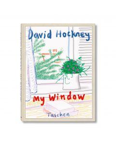 David Hockney. My Window