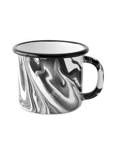 Marble Enamel Mug