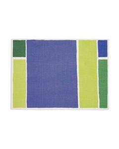 Chilewich Maptone Placemat - Lime