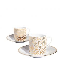 Keith Haring Porcelain Espresso Set