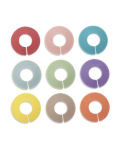 Rainbow Stem Markers - Set of 9