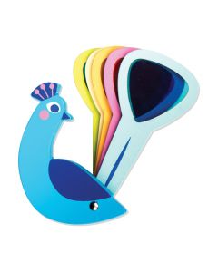 Peacock Colors Toy