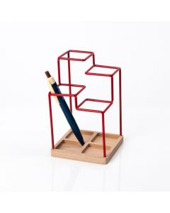 Block Pen Holder - Active