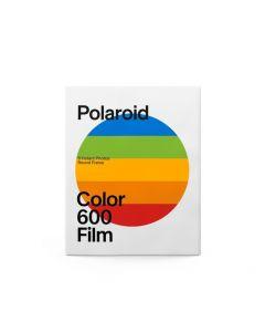 Polaroid Color 600 Film ? Round Frame Edition