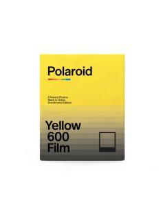 Polaroid Black & Yellow 600 Film ? Duochrome Edition