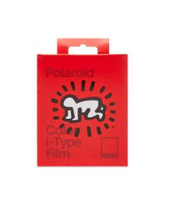 Polaroid Color i?Type Film ? Keith Haring Edition