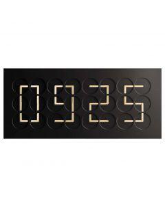 ClockClock 24 Golden Hands
