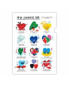 Chinese 102 Folder