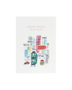 Hong Kong Tram Travel Journal
