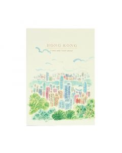 Hong Kong Victoria Peak Travel Journal