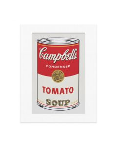 Warhol: Untitled from Campbell's Soup Print