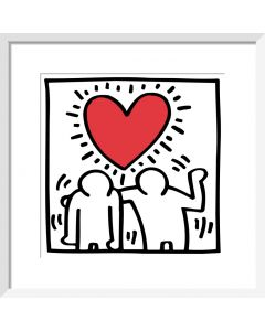 Keith Haring Untitled (be mine) - Active