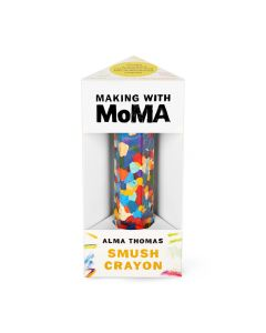 Making with MoMA Smush Crayon