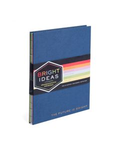 Bright Ideas Productivity Journal Activity Book - Hardcover