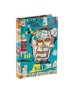 Jean-Michel Basquiat Mini Notebook