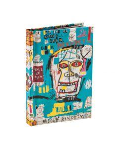 Jean-Michel Basquiat Mini Notebook