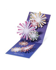 Fireworks Holiday Cards - Set of 8