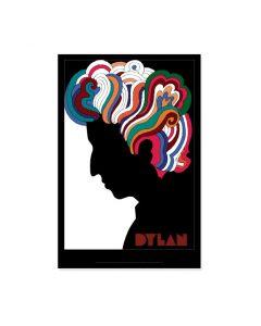 Milton Glaser: Dylan Poster