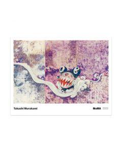 Takashi Murakami: 727 Poster
