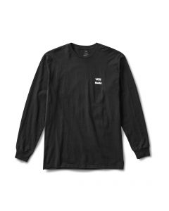 MoMA and Vans Long-Sleeve T-Shirt with Checkerboard Logo