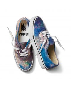 MoMA and Vans Claude Monet Authentic Sneakers