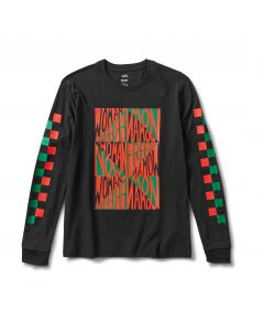 MoMA and Vans Faith Ringgold Long-Sleeve Cotton T-Shirt