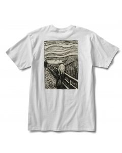MoMA and Vans Edvard Munch Short-Sleeve Cotton T-Shirt