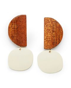 Sophie Monet Pod Earrings - Active