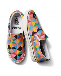 MoMA and Vans Faith Ringgold Classic Slip-On Sneakers