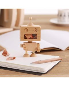 Robot Pencil Sharpener
