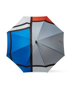 Mondrian Stick Umbrella