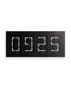 ClockClock 24 - Black Edition
