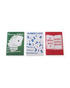 Marguerita Mergentime Fortune Telling Notebook Set