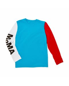 MoMA Logo Long-Sleeve T-Shirt