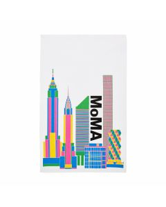 MoMA Skyline Tea Towel