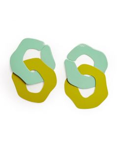 Sibilia 2 Manchas Earrings
