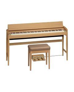 Roland Kiyola Piano in Oak Wood - Model KF-10