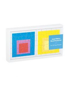 Josef Albers Puzzle Set