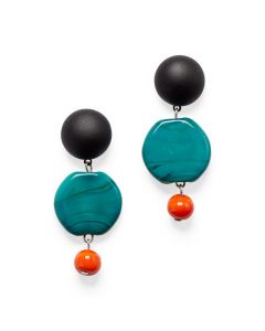 Murano Drop Earrings