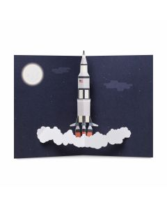 Out Of This World Pop-Up Note Cards - Set Of 6