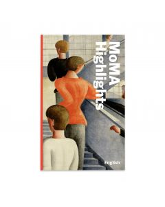 MoMA Highlights: 375 Works From The Museum Of Modern Art - Paperback (2019)