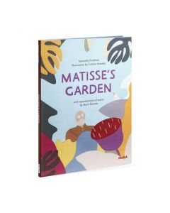 Matisse's Garden Children's Book