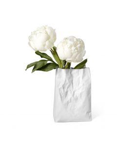 Crinkle Bag Vase