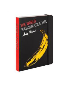 Andy Warhol Pocket Planner