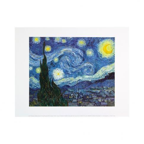 Vincent Van Gogh Starry Night Moma Design Store Hong Kong